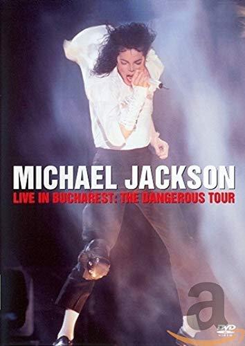 Live In Bucharest: The Dangerous Tour [DVD]