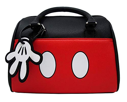 Loungefly Mickey Mouse Pants Cross Body Bag