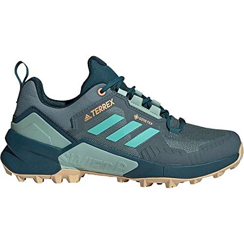 adidas Damen Zapatilla Terrex Swift R3 GTX W Trekking-& Wanderhalbschuhe, Mehrfarbig (Hazeme Acimin Wiltea), 40 2/3 EU