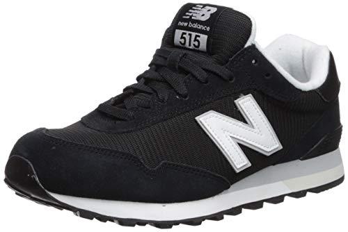 New Balance 515 Core, Zapatillas para Hombre, Negro, 42.5 EU Medium