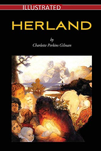 Herland Illustrated (English Edition)