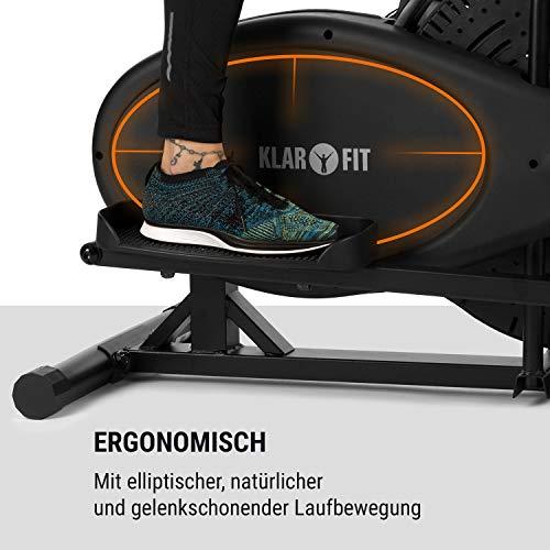 Klarfit Orbifit Advanced Crosstrainer 1-3