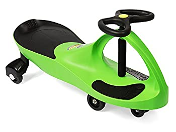 The Original PlasmaCar by PlaSmart – Lime – Ride On Toy Ages 3 yrs and Up No batteries gears or pedals Twist Turn Wiggle for endless fun