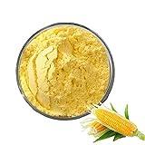 The Dry Hub Makka Atta , Maize Flour,Organic Yellow Corn,Ready to Cook makkai Powder Yellow Color (1.8)