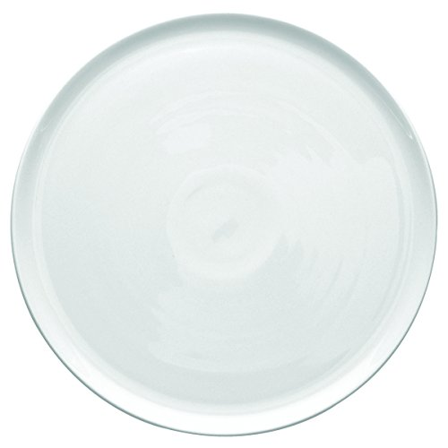 DEGRENNE Modulo Plat Fromage Porcelaine Blanc 32 cm
