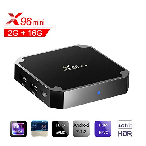 Wingogo, X96 Mini Smart TV Box