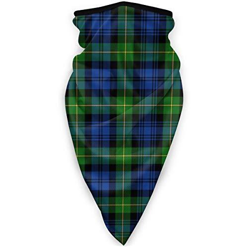 Gordon Highlanders Bandana de sport coupe-vent Motif tartan Pour homme et femme