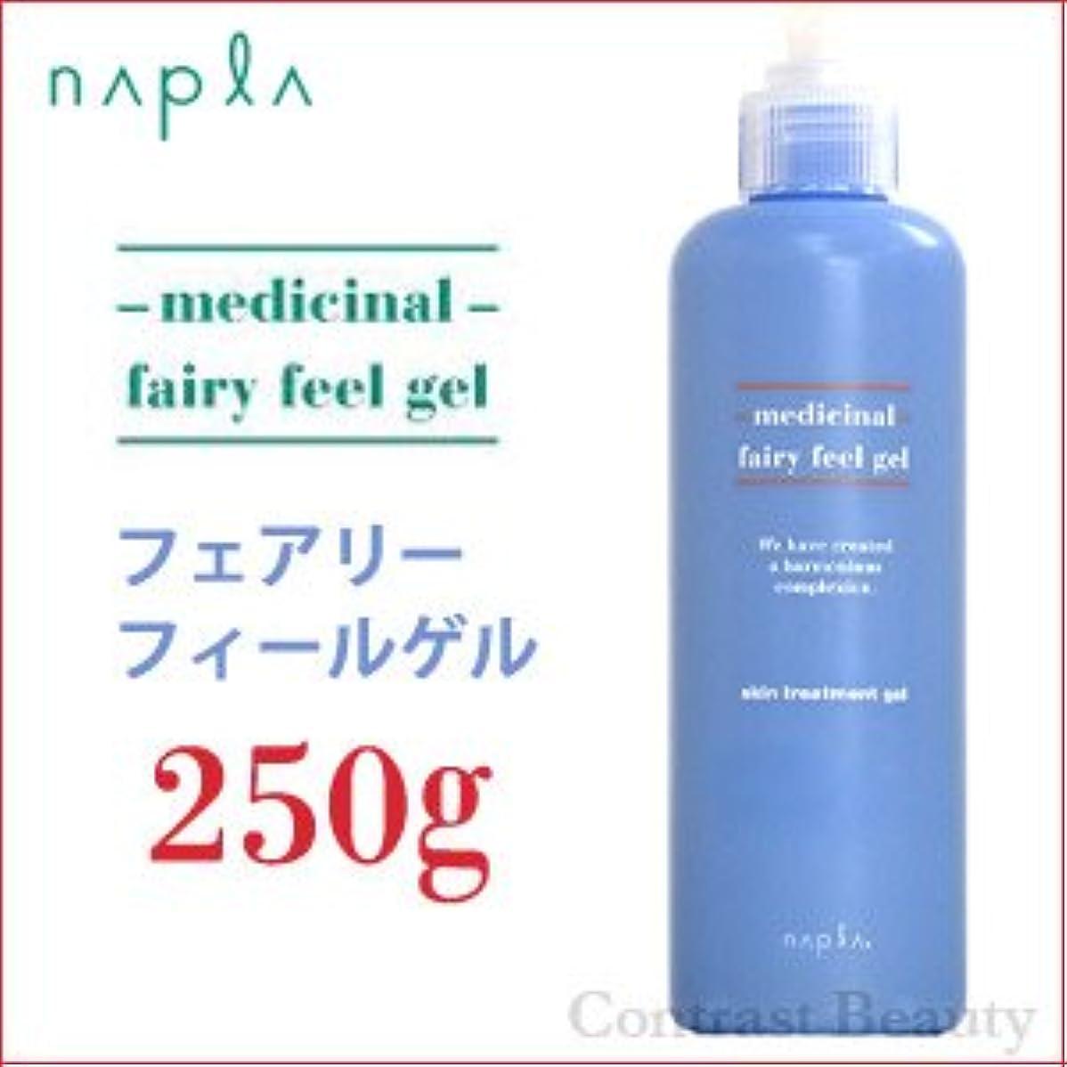 人物開発ジャーナリスト【X3個セット】 ナプラ 薬用フェアリーフィールゲル 250g