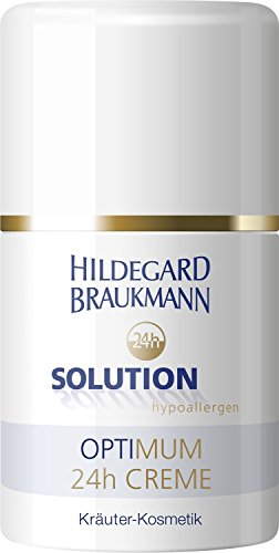 Hildegard Braukmann Solution Optimum 24h Gesichtscreme 50 ml