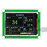 Rilevatore della qualità dell'aria, PM2.5 Monitoraggio della qualità dell'aria Misurator...