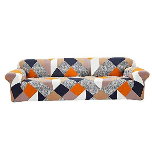 ZYCX123 Sofa-Abdeckung Stretch Elastic Couch Abdeckung für Wohnzimmer L-Form Sessel (XL) Haushaltsprodukte