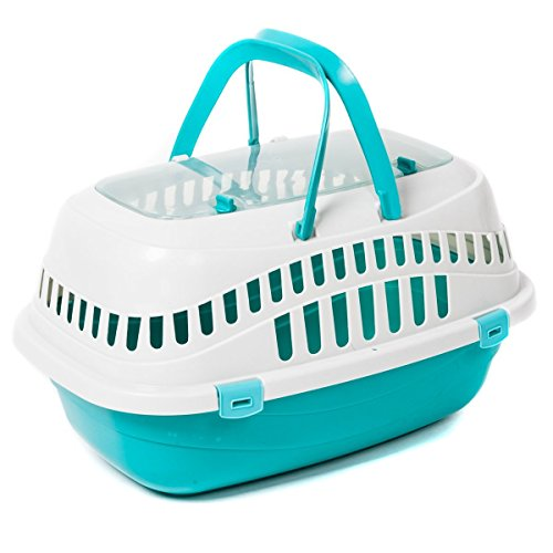 Favorite Top Load Portable Pet Small Animal Carrier