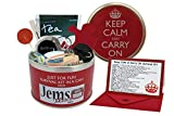 Survival-Set in A Can Keep Calm & Carry On lustiges Geschenk, Festival, Camping, Reisen,...