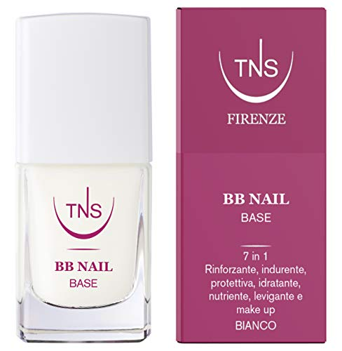 TNS COSMETICS BB Nail 7 in 1 10 ml - 1 pz (Bianco)