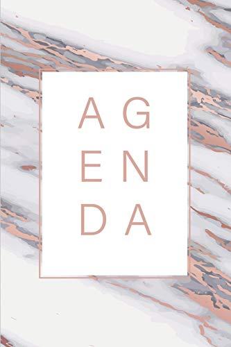 Agenda: Janvier à décembre 2020 - 1 semaine en un coup...