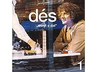 DES LASZLO - Ennyi A Dal (1 CD)