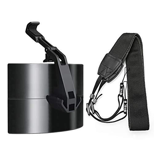 LEXIANG Control Remoto Antena Amplificador Amplificador de señal Placa de Refuerzo Conjunto de Extensor de Rango Reflector para Mavic Air Mini 2 Drone con Soporte de Clips de teléfono