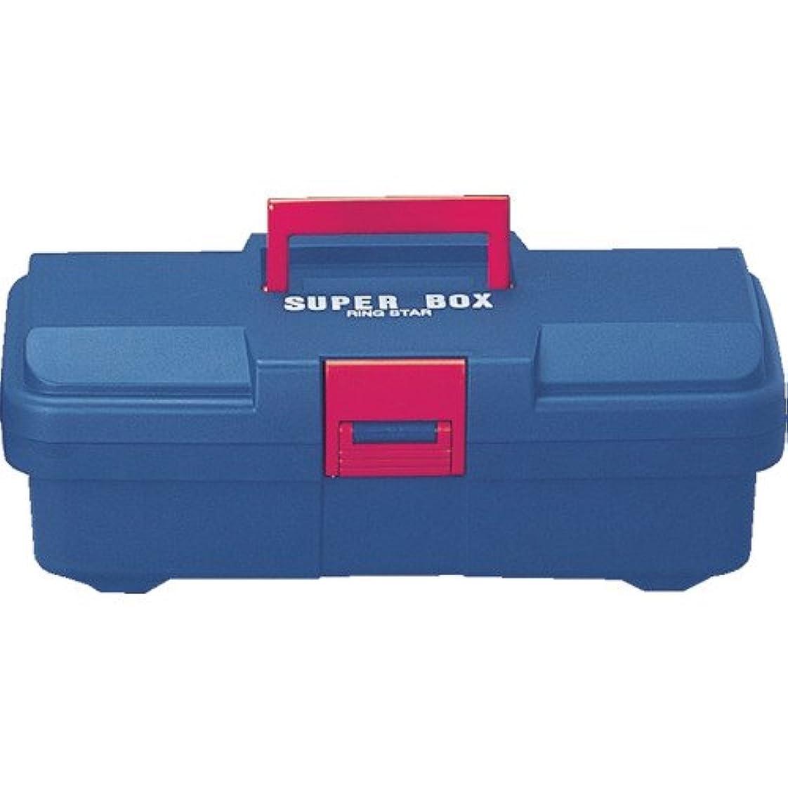 以来郊外ラックリングスター(RING STAR) スーパーボックス ブルー SR-385