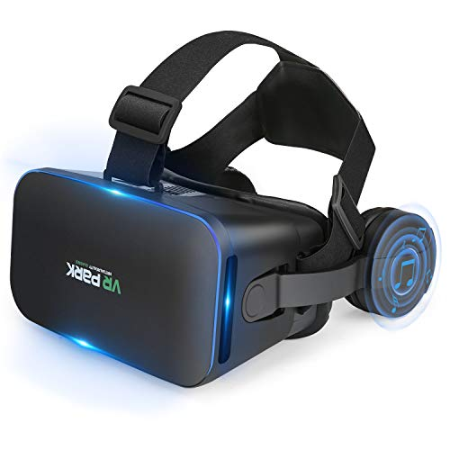 3D VR glasses for gaming and 3D movies and educational games. Augmented virtual reality headset with adjustable pupil distance and object distance. Available for iPhone and Android