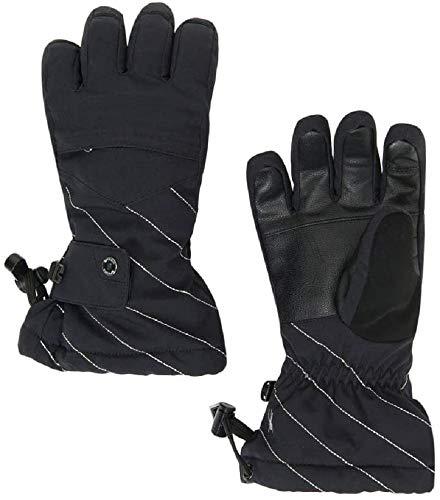 Spyder Kinder SYNTHESIS Handschuh, Black, M