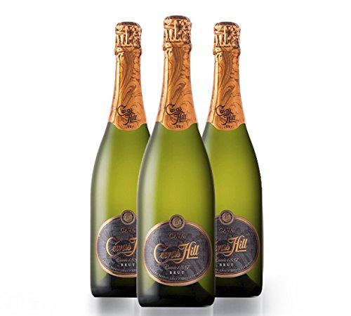 Cavas Hill 1887 Brut Xarel·lo Macabeo Parellada - 75 cl - 3 botellas