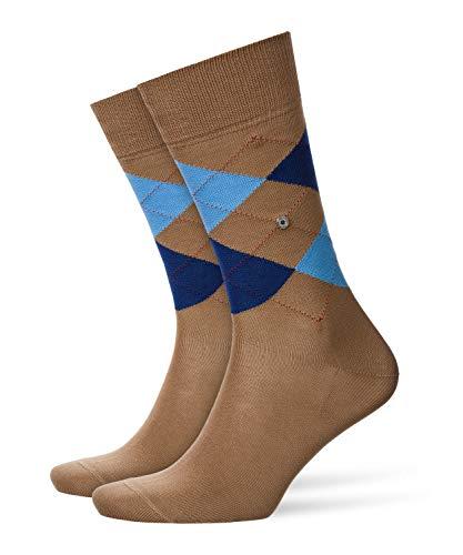 Burlington Herren Manchester M SO Socken, Blickdicht, Braun (Rosewood 5066), 40-46
