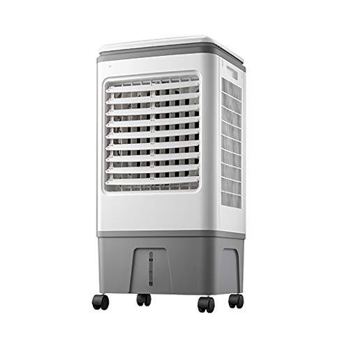 Airconditioning Ventilator Thuis Mobiele Koeling Klein Huis Woonkamer Kantoor Watergekoelde Elektrische Ventilator Airconditioning Met Water En Ijsblokje Koele Lucht (wit, 370 * 330 * 760mm)