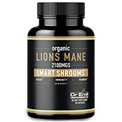 HIGHEST DOSAGE + ABSORPTION ENHANCER - Our 2100 mg serving is the highest available and is enhanced with BioPerine, a patented Black Pepper extract clinically proven to aid absorption. Our max dosage along with better absorption provides vastly more ...