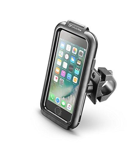 Cellularline SMIPHONE7 Motorrad Halterung für iPhone 7