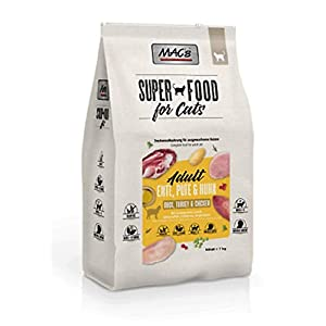 Mac's Katzenfutter getreidefrei Adult Ente, Pute & Huhn, 7 kg 3