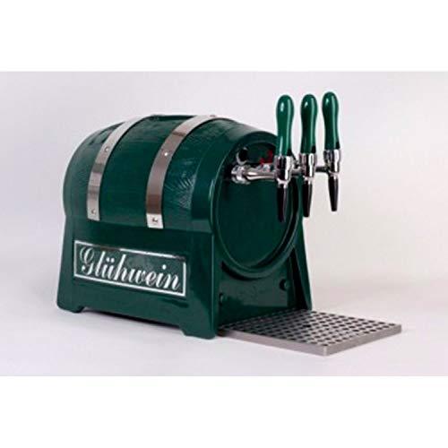 ich-zapfe Calentador de bebidas (3 kW, 3 partes, con compresor de aire integrado)