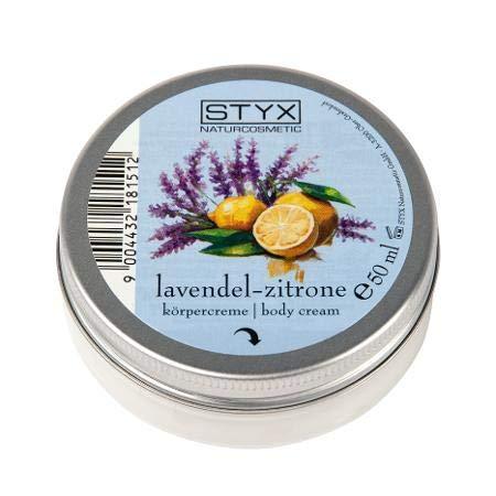 Styx - Körpercreme Lavendel Zitrone - 50 ml