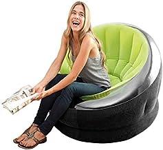 كرسي إسترخاء قابل للنفخ  أخضر   68582