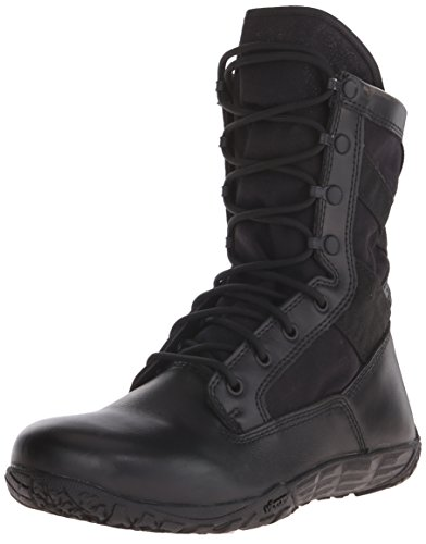 TACTICAL RESEARCH TR Men's MiniMil TR102 Minimalist Boot, Black - 7R