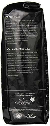 Kicking Horse Coffee, Decaf, Swiss Water Process, Dark Roast, Whole Bean, 1 lb - Certified Organic, Fairtrade, Kosher Coffee