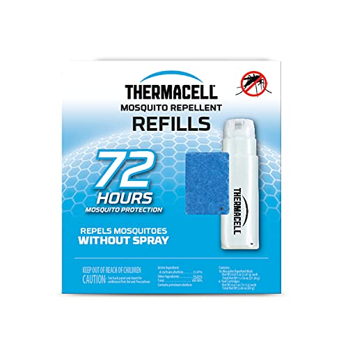 Tapetes Para Niños marca Thermacell Mosquito Repellent