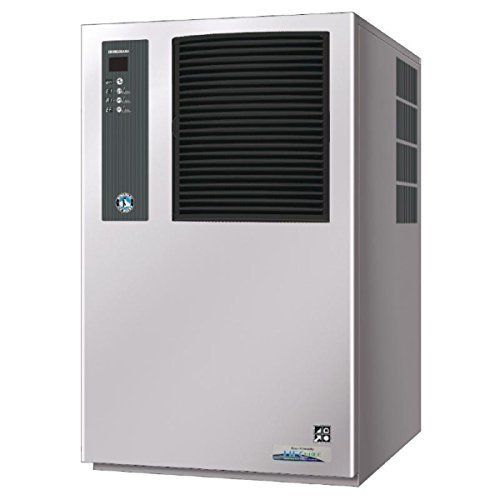 Hoshizaki Modular luftgekühlter HFKW-frei Eismaschine IM130-ANE-HC-23 Abmessungen: 880(H)x 560(B)x 700(D)mm. Ausgang: 125kg/24hr