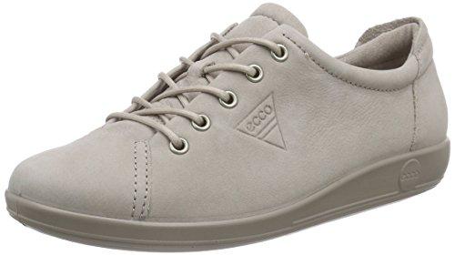 ECCO Damen Soft 2.0 Shoe, Moon Rock, 39 EU
