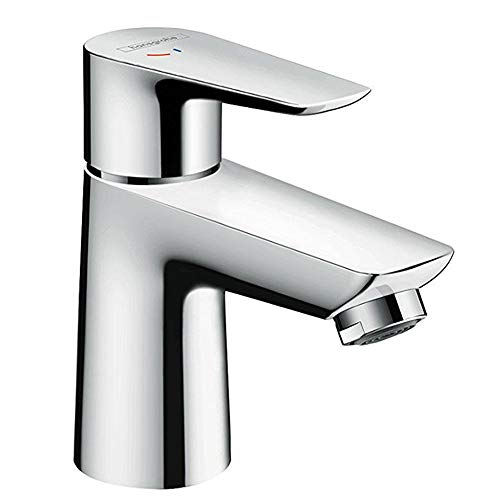 Hansgrohe 71704000 Talis E grifo de lavabo, 80 mm CoolStart, cromo