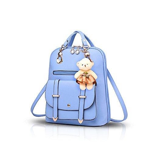 NICOLE&DORIS Damen Rucksack Mädchen Schulrucksäcke Rucksack Hochschulreise im Freienbeutel Mädchen Spielraum Rucksack Damen Schultasche