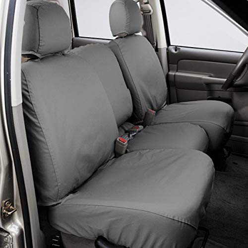 Covercraft - SS3415PCGY SeatSaver Front Row Custom Fit Seat Cover for Select...
