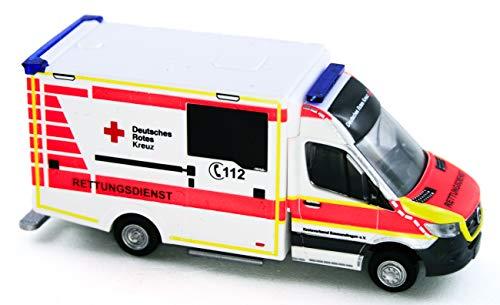 Rietze 76272 - was RTW ´18 DRK Emmendingen - 1:87