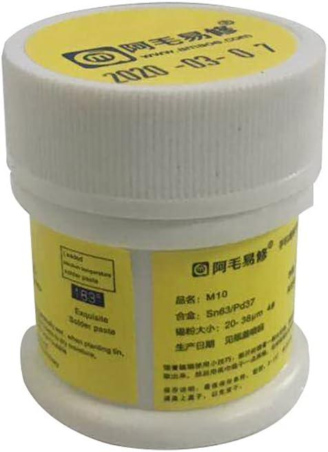 Soldering Quality inspection Paste Flux High Ranking TOP5 Medium Solder Low Tin Temperature Past