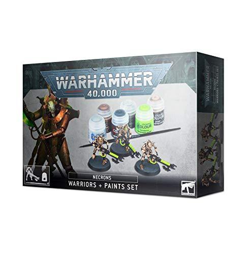Games Workshop Warhammer 40k - Kit de pintura de juguete 2020