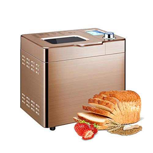 ZTGL Small Smart Breadmaker, Multi Function Bread...