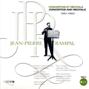 Concertos Et Récitals 1961-1965 / Vol.1 (Coffret 8 CD)