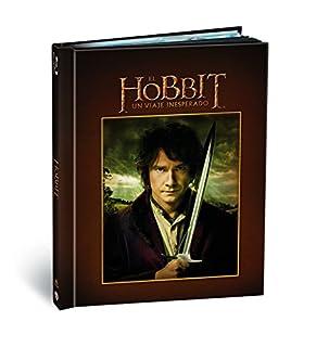El Hobbit: Un Viaje Inesperado Blu-Ray Digibook [Blu-ray] (B076F6VMWR)   Amazon price tracker / tracking, Amazon price history charts, Amazon price watches, Amazon price drop alerts