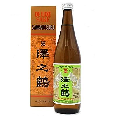 Japanese Sake - Sawanotsuru Deluxe Sake 720ml Alc.14.5% - Produced in Japan