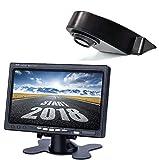 Supporto per il parcheggio del tetto, telecamera di retromarcia, integrata in 3° luce del freno, fotocamera per MB W906 Sprinter/VW Crafter/Ducato+ monitor DVD TFT schermo per camion