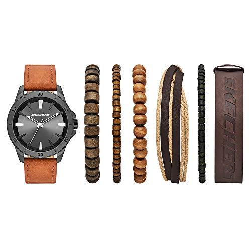 Reloj Skechers Men'S Accessory Set para Hombres 45mm